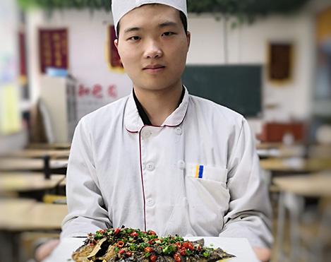 厨师学员-阳思豪