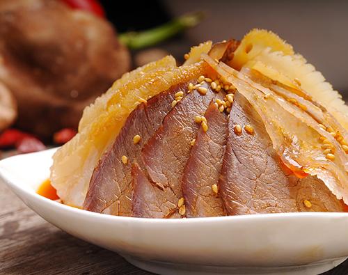 厨师培训-凉拌牛肉