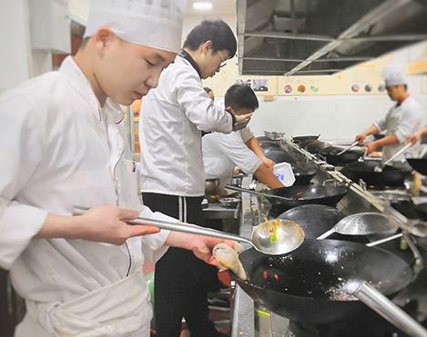 厨师学员-刘斌