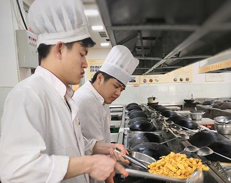 厨师学员-吴靖
