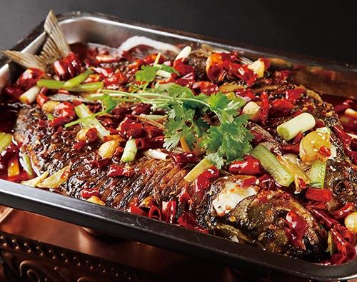 学员菜品-万州烤鱼